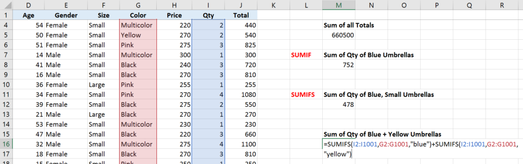 sumifs-or-ing-criteria